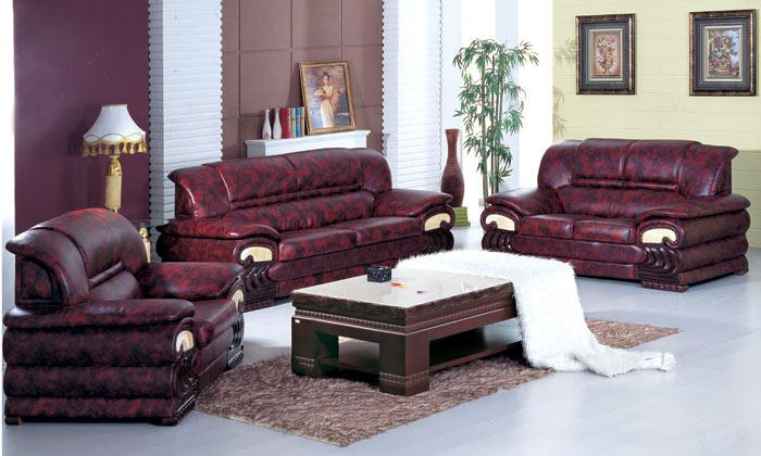 真皮沙发的保养很重要