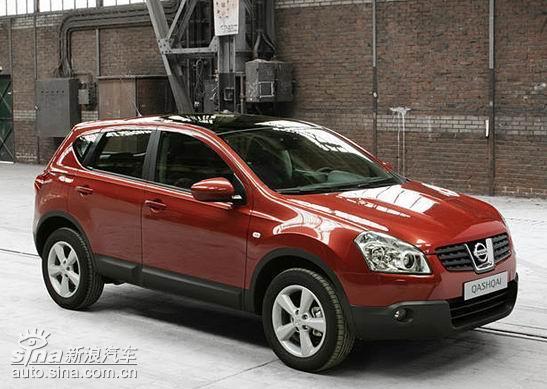 新车肯定不是国产后的奇骏(X-?-东风日产首款SUV明年初上市 与奇高清图片