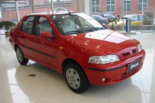 在派朗上市前西耶那稳占南京菲亚特3款车型的40%的销售比重.