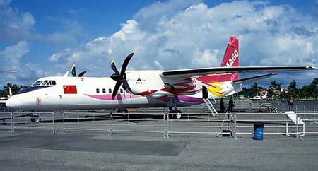中国一航所属西安飞机工业集团公司