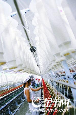 国内纺织业面临倒闭潮_cctv.com提供