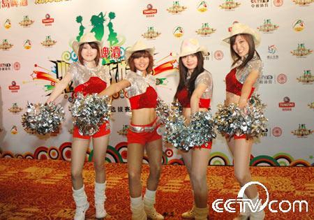 青岛啤酒联手中视体育再掀体育营销潮