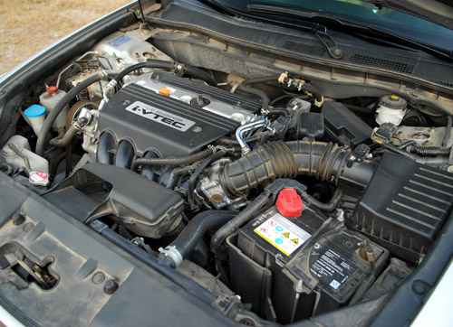 第八代雅阁2.4l发动机