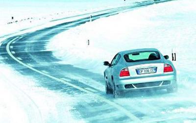 全驾驶:雪后路滑交管部门支招雪天行车技巧_C