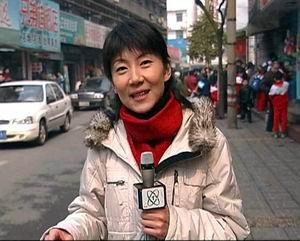赵海燕:号称是中央电视台最环保的记者