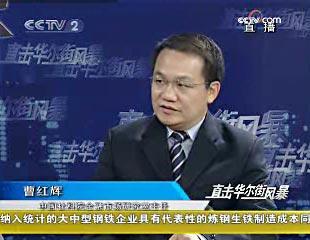 中国社科院金融市场研究室主任曹红辉