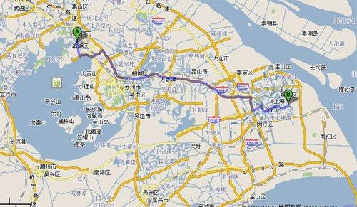 2009上海国际车展参观全攻略-交通篇