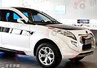 长城高端豪华SUV H7