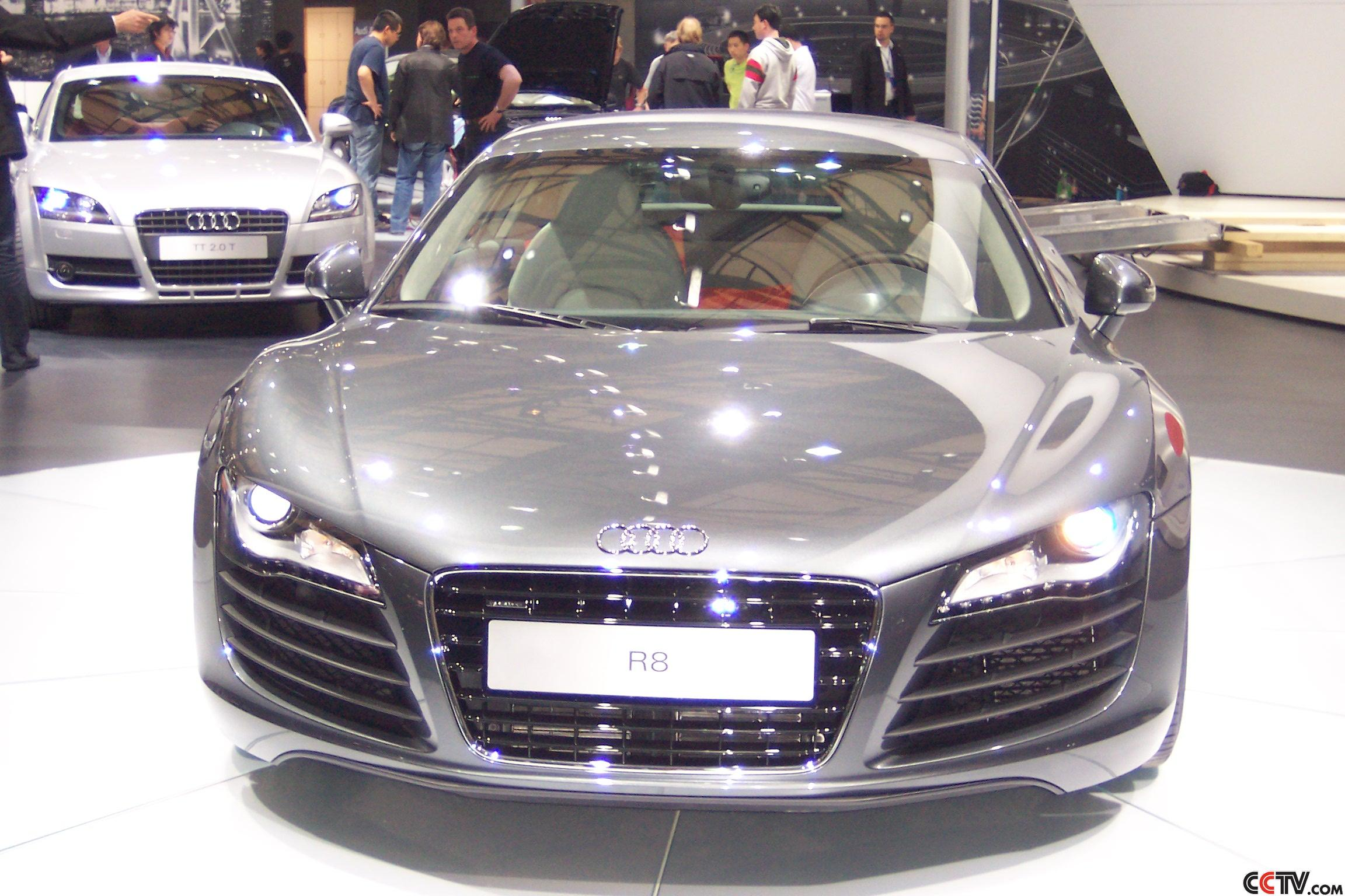 经济频道 动感2007——上海国际汽车展 > 正文  专题:动感2007——
