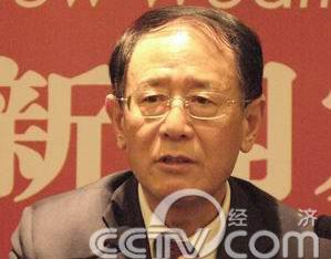中央统战部副部长、中国光彩事业促进会副会长胡德平致辞