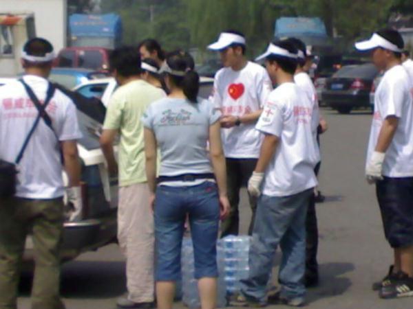 爱心奶粉团捐赠实录 - joanliu7617 - 二丫在网易的窝