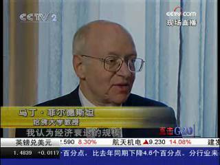 """[直击G20]美国经济复苏顾问:赞同财政扩张""""救经济"""""""