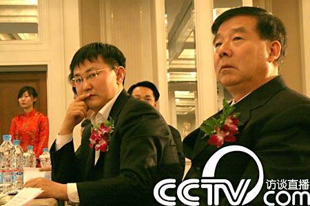 央视国际代表出席新闻发布会