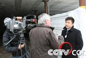 瑞士电视台采访芮成钢