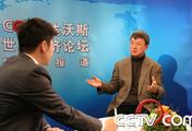 专访中国银行副行长 朱民